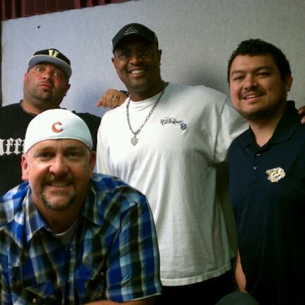 Photo taken at 102.5 The Game by Justin B. on 5/31/2012