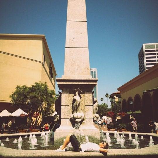 Photo taken at Fashion Island by Ward C. on 4/8/2012