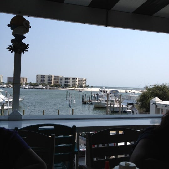Photo taken at Fisherman's Wharf Seafood House by Rahim B. on 6/29/2012