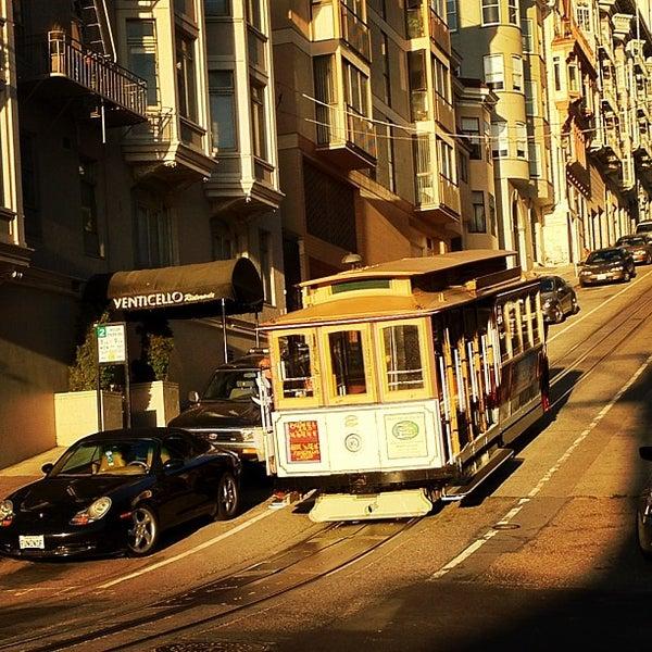 Train Station In San Francisco
