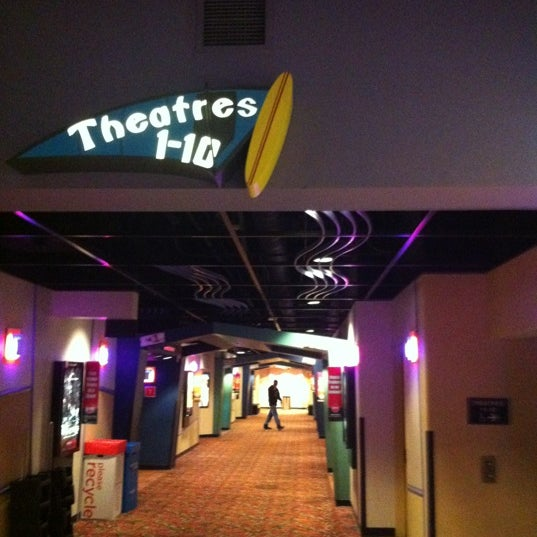 Photo taken at AMC Fashion Valley 18 by Sohrob T. on 4/7/2012