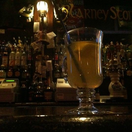 Photo taken at Blarney Stone Bar & Restaurant by Megan H. on 2/28/2012