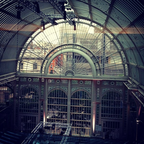 Photo taken at Royal Opera House by Tim J. on 9/2/2012