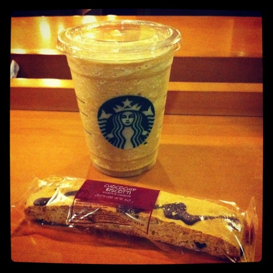 Photo taken at Starbucks by Carlos A. on 4/27/2012