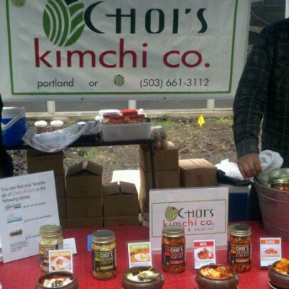 Photo taken at Portland Farmer's Market at PSU by Suzy R. on 6/11/2012