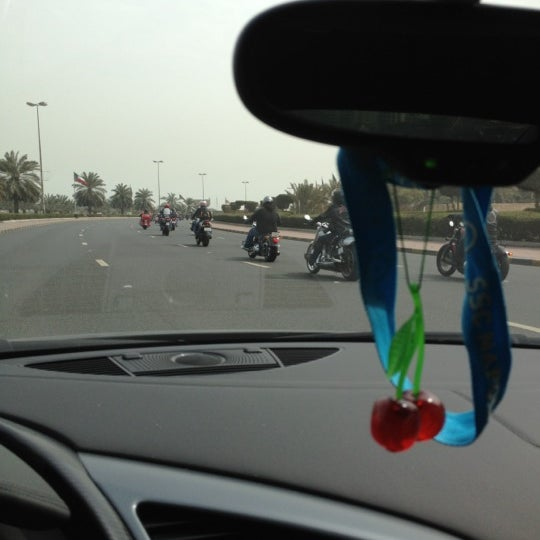 Photo taken at Gulf street by . on 2/18/2012