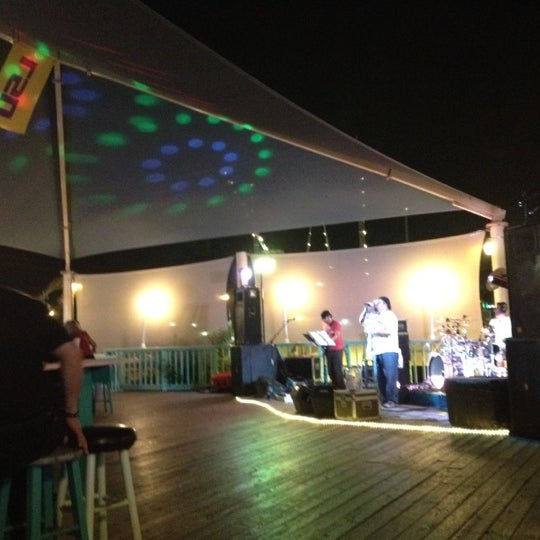 Photo taken at Tequila Sunset by Lisa on 7/22/2012