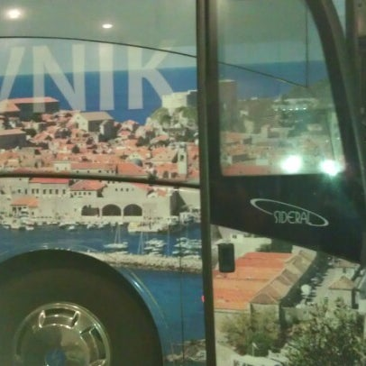 Photo taken at Autobusni Kolodvor Dubrovnik | Dubrovnik Bus Station by Tomislav G. on 9/3/2012