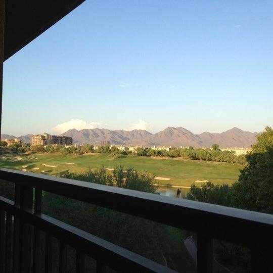 Photo taken at The Westin Kierland Resort & Spa by David T. on 9/1/2012
