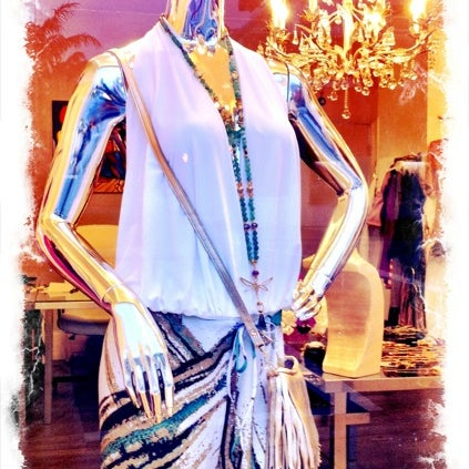 Photo taken at ISA boutique by Alexandra G. on 3/3/2012