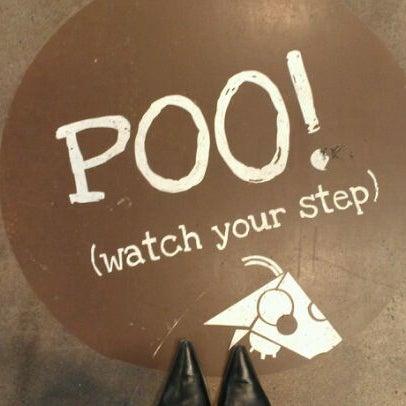 Photo taken at Smart Cow Yogurt Bar by arleigh on 4/13/2012