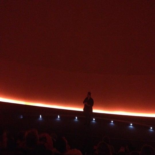 Photo taken at Morrison Planetarium by Ian P. on 7/1/2012
