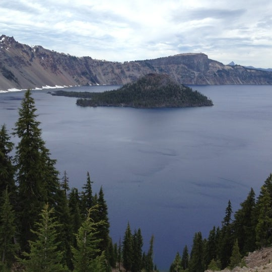 Photo taken at Crater Lake National Park by Ittiwat J. on 7/17/2012