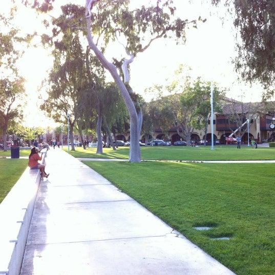 Photo taken at Todos Santos Plaza by Nate G. on 4/29/2012