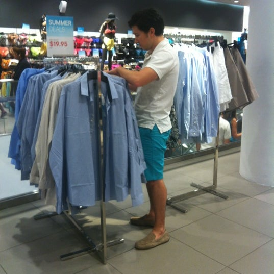 Photo taken at H&M by Anny C. on 6/9/2012