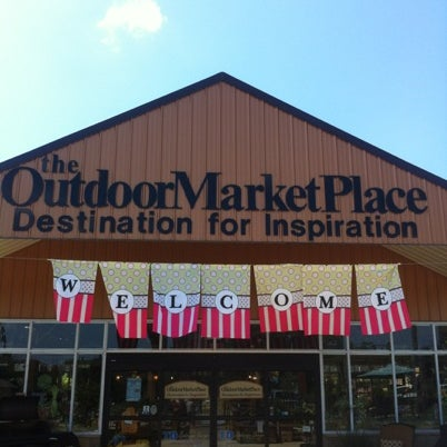 Outdoor Marketplace - Bastrop, TX