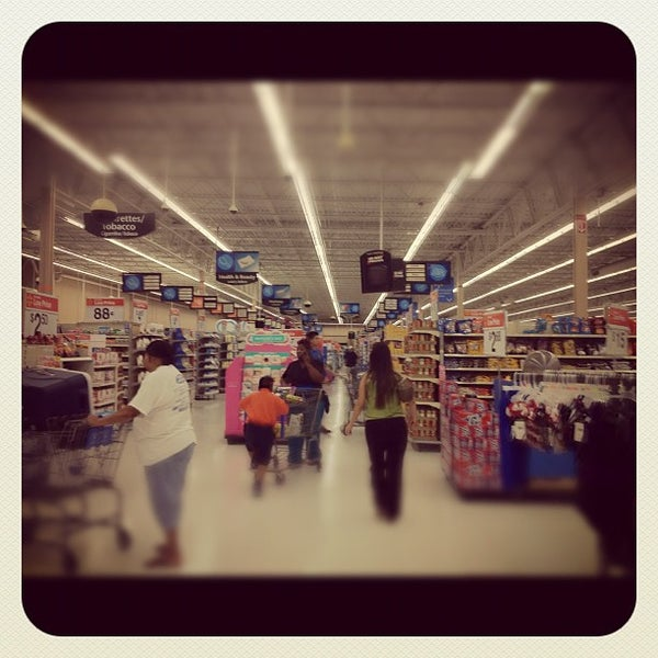 Photo taken at Walmart by Rashida J. on 5/9/2012