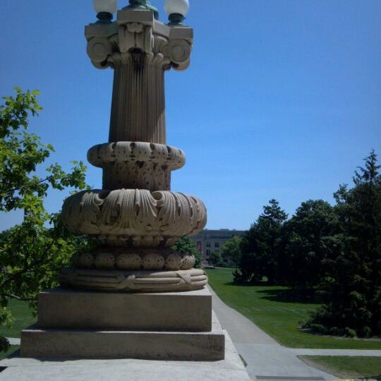Photo taken at Beardshear Hall by Mag L. on 5/16/2012
