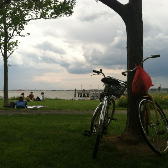 Photo taken at Louis Valentino, Jr. Park & Pier by David B. on 6/3/2012