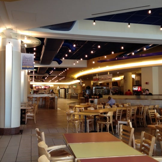 Food Court Downtown Hartford Ct