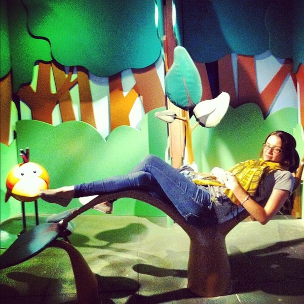 Photo taken at Boston Children's Museum by Jessica R. on 3/6/2012