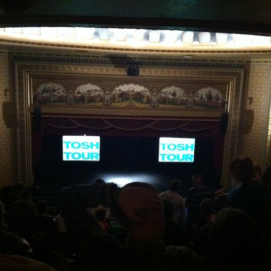 Photo taken at Altria Theater by James O. on 4/13/2012