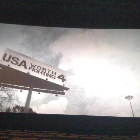 Photo taken at AMC Loews Brick Plaza 10 by John M. on 5/8/2012
