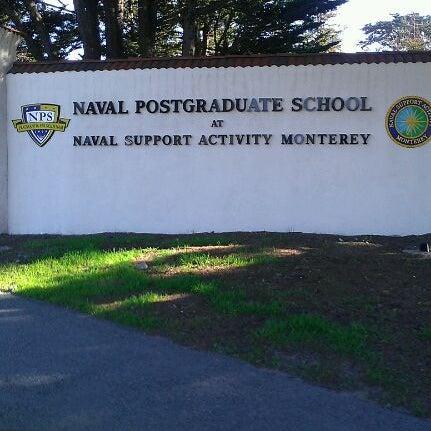 Photo taken at Naval Postgraduate School by Elizabeth H. on 2/3/2012
