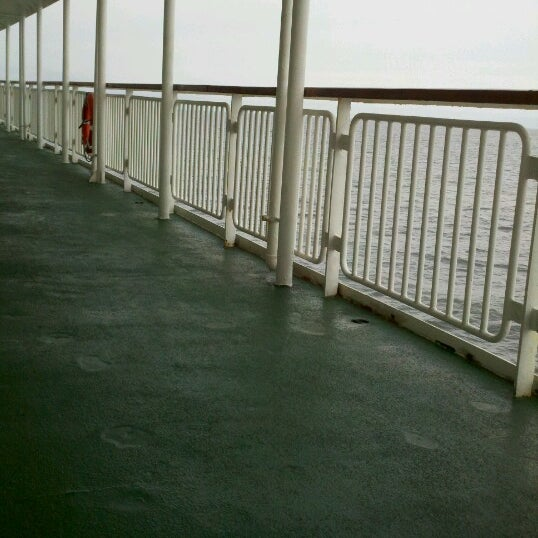 Photo taken at Cape May-Lewes Ferry | Cape May Terminal by Heather V. on 7/31/2012
