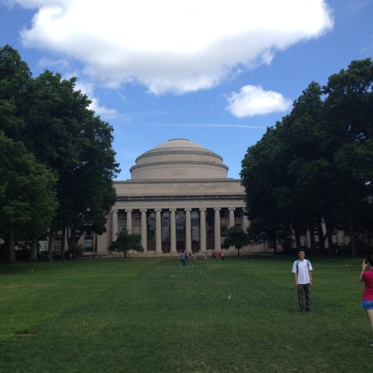 Photo taken at Massachusetts Institute of Technology (MIT) by Dmitriy S. on 7/5/2012