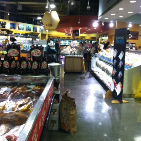 Photo taken at Whole Foods Market by Miko M. on 6/18/2012