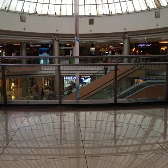 Photo taken at Inorbit Mall by Nikhil K. on 6/10/2012