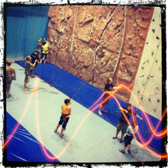Photo taken at BigWall by Алекс Б. on 8/4/2012