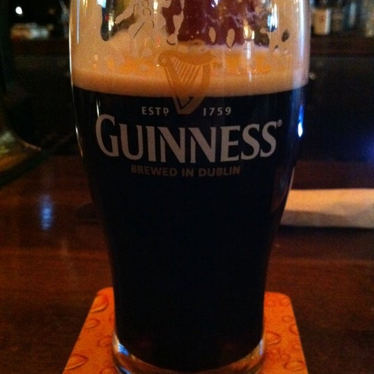 Photo taken at The Old Triangle Irish Alehouse by Anne B. on 5/5/2012