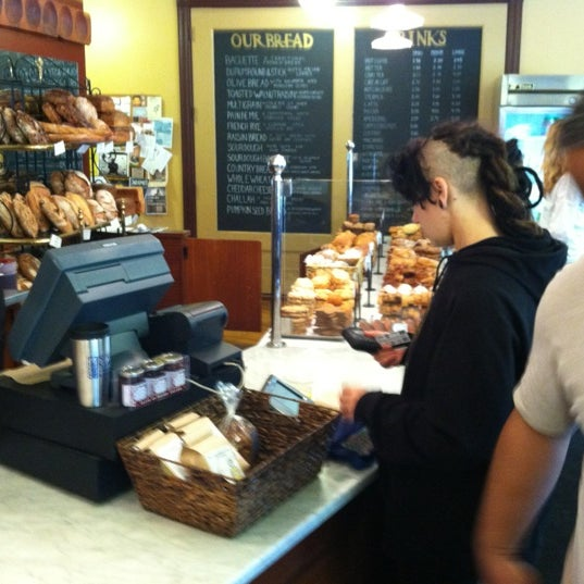 Photo taken at Seven Stars Bakery by Eric J. on 5/28/2012