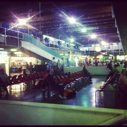 Photo taken at Terminal Rodoviário Governador Israel Pinheiro by Max A. on 4/7/2012