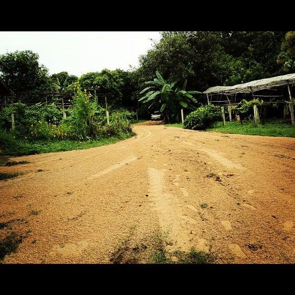 Photo taken at Lampang Vineyard by Jesada K. on 9/10/2012