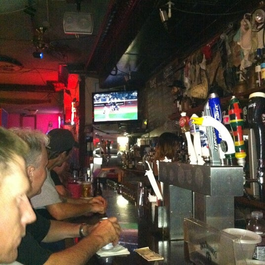 Photo taken at The Patriot Saloon by Bill B. on 8/23/2012