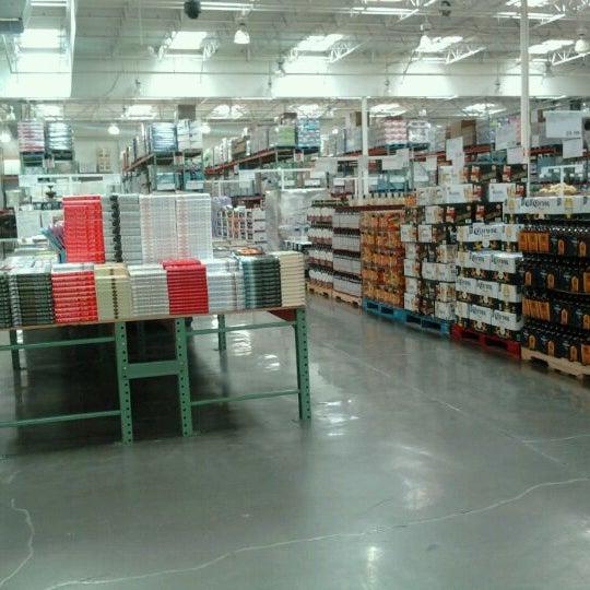 Costco Store: Department Store