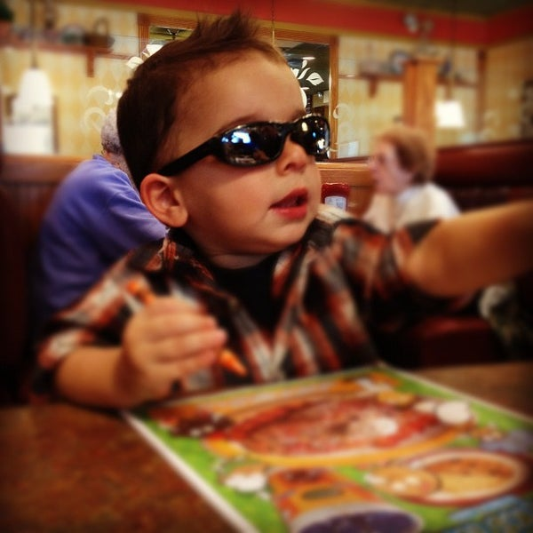 Photo taken at Perkins Restaurant & Bakery by Anthony R. on 4/15/2012