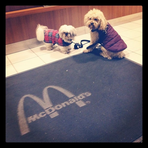 Photo taken at McDonald's by Lola M. on 2/9/2012