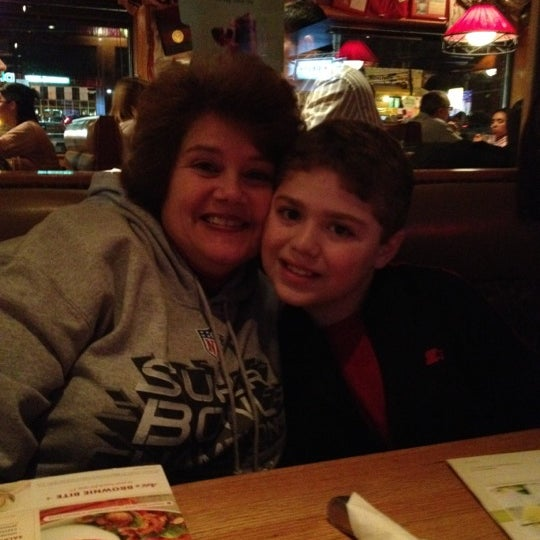 Photo taken at Applebee's by Maria S. on 2/15/2012