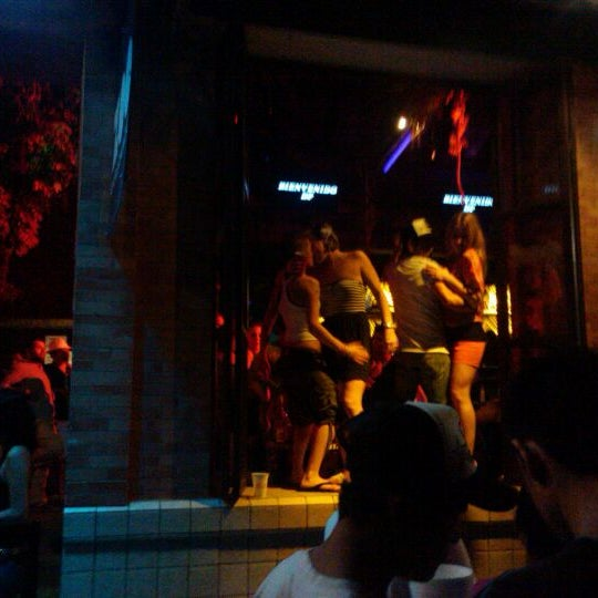 Photo taken at ZOO Bar by Reysito H. on 3/25/2012