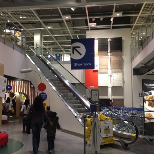 Photo taken at IKEA Centennial by @khoggie on 3/10/2012