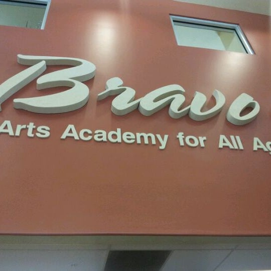 Photo taken at Bravo Arts Academy by Heidi B. on 5/1/2012