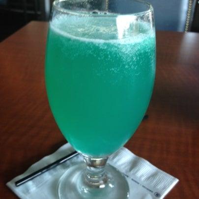 Photo taken at Bigg Blue Martini by Timeyo B. on 8/8/2012