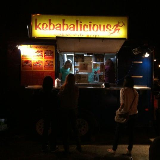 Kebabalicious Food Truck
