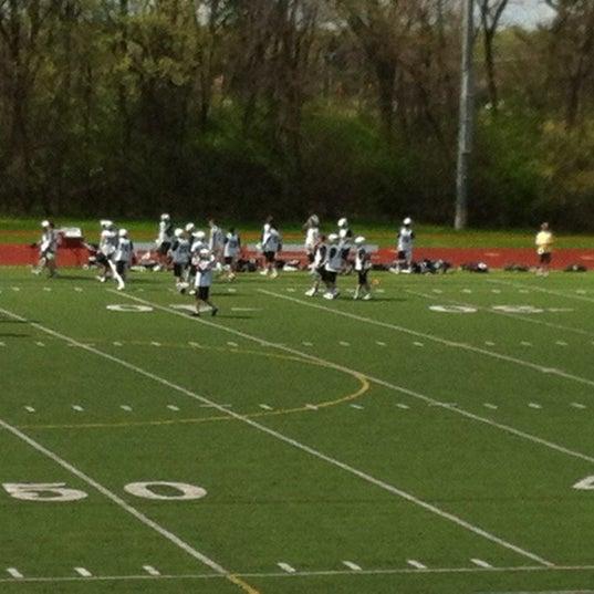 Photo taken at Benedictine University by Justin J. on 3/25/2012