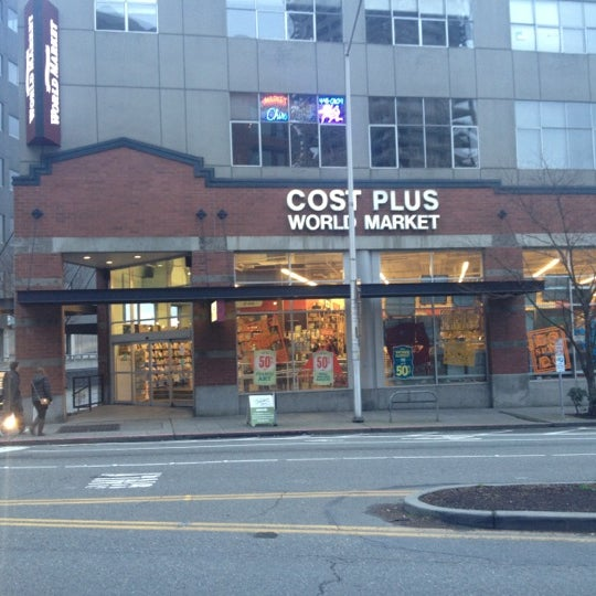 Cost Plus World Market: Furniture / Home Store In Seattle