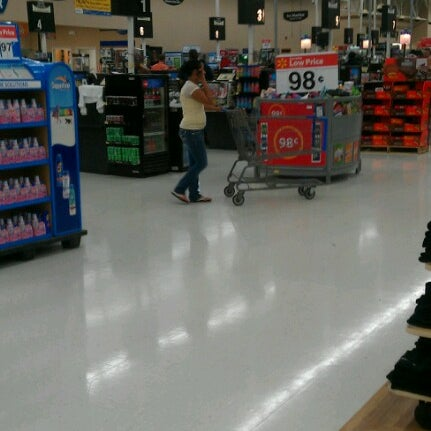 Photo taken at Walmart by 13 B. on 8/3/2012